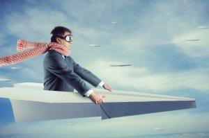 Slider 2 Paper Plane